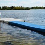T – pomost XL, pomosty pływające plastikowe