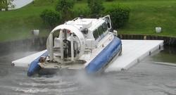 pontony, zastosowanie