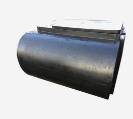 Zbiornik na olej napędowy \ wodę \ magazynowania w W1200