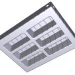 Zestaw 3×3, pływaki modułowe