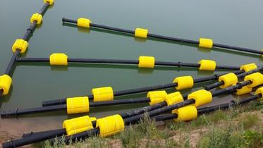 Pływaki do rurociągów 200-280 są na stanie