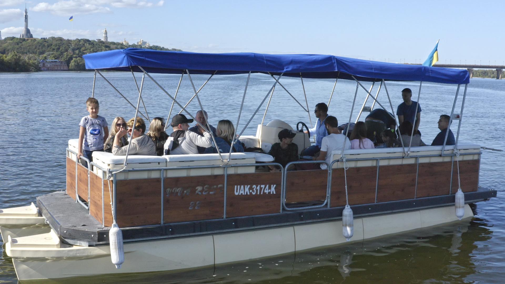 Łódź pontonowa