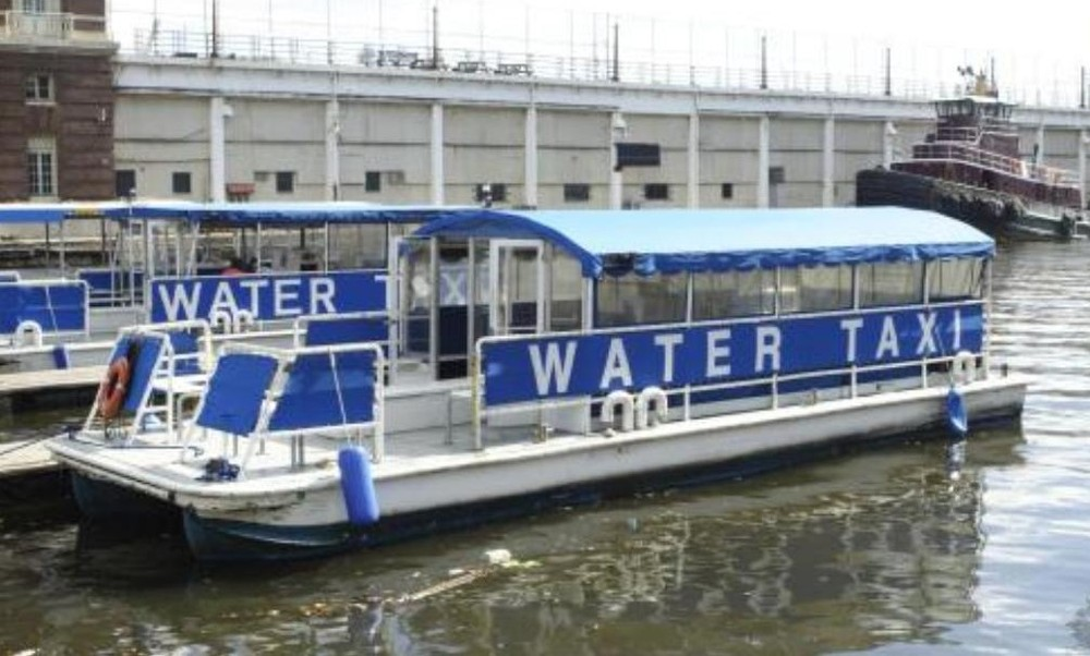 Commercial boat